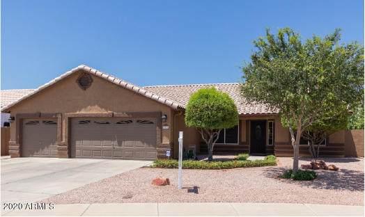 8330 W Willowbrook Drive, Peoria, AZ 85382 (MLS #6086814) :: The Laughton Team