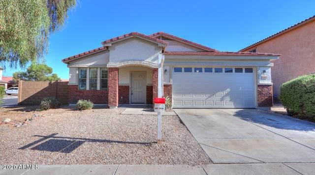 43473 W Eddie Way, Maricopa, AZ 85138 (MLS #6087082) :: Brett Tanner Home Selling Team