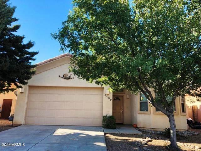 3439 N Camino Perilla, Douglas, AZ 85607 (MLS #6087829) :: Brett Tanner Home Selling Team