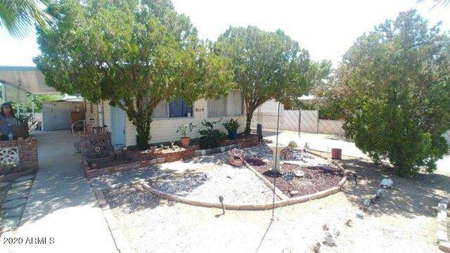 8119 E Billings Street, Mesa, AZ 85207 (MLS #6088415) :: The W Group