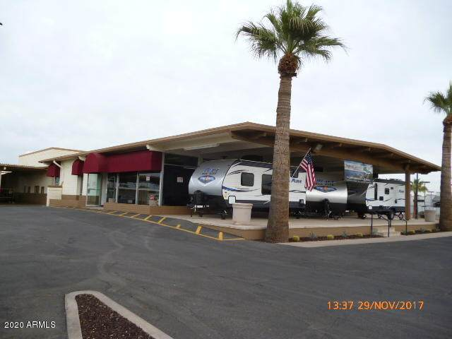 4700 W Glendale Avenue W, Glendale, AZ 85301 (MLS #6088751) :: REMAX Professionals