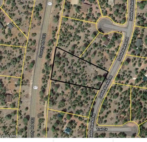 2212 Saddle Blanket Road, Happy Jack, AZ 86024 (MLS #6089011) :: Conway Real Estate