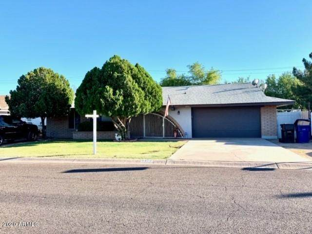 6869 E Flossmoor Avenue, Mesa, AZ 85208 (MLS #6089401) :: Long Realty West Valley
