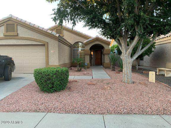1440 W Lobster Trap Drive, Gilbert, AZ 85233 (MLS #6090520) :: Conway Real Estate
