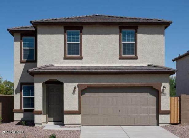 2352 E Santa Ynez Drive, Casa Grande, AZ 85194 (MLS #6091445) :: Conway Real Estate