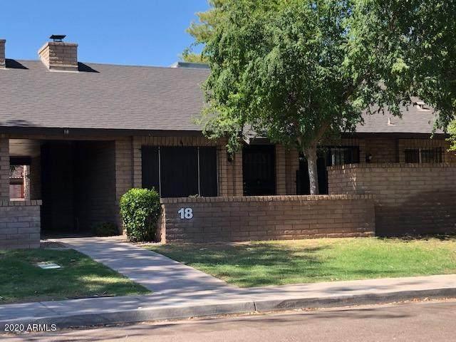 18 W Concorda Drive #101, Tempe, AZ 85282 (MLS #6091672) :: Klaus Team Real Estate Solutions