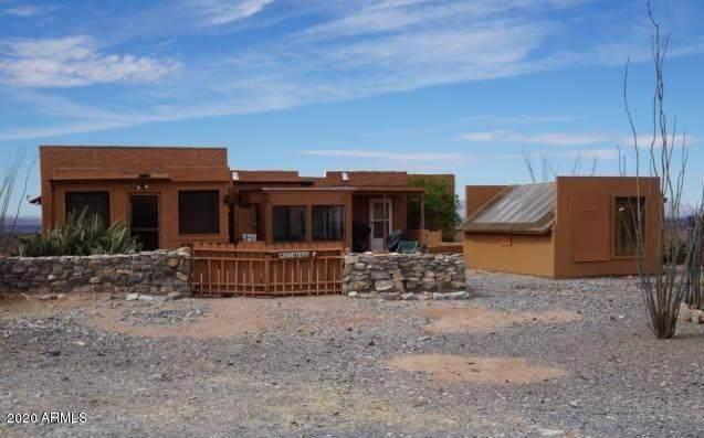 3990 S Elzie Dean View, Bisbee, AZ 85603 (MLS #6093422) :: Service First Realty