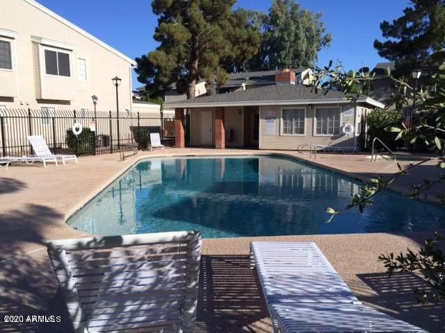 2301 E University Drive #454, Mesa, AZ 85213 (MLS #6093441) :: The Laughton Team