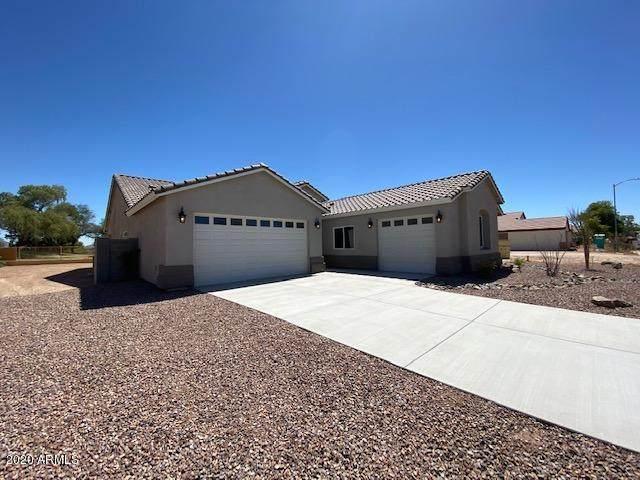 2142 N Saint Andrews Drive, Casa Grande, AZ 85122 (MLS #6093657) :: Klaus Team Real Estate Solutions