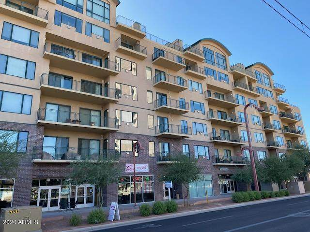 2302 N Central Avenue #311, Phoenix, AZ 85004 (MLS #6094484) :: Lifestyle Partners Team
