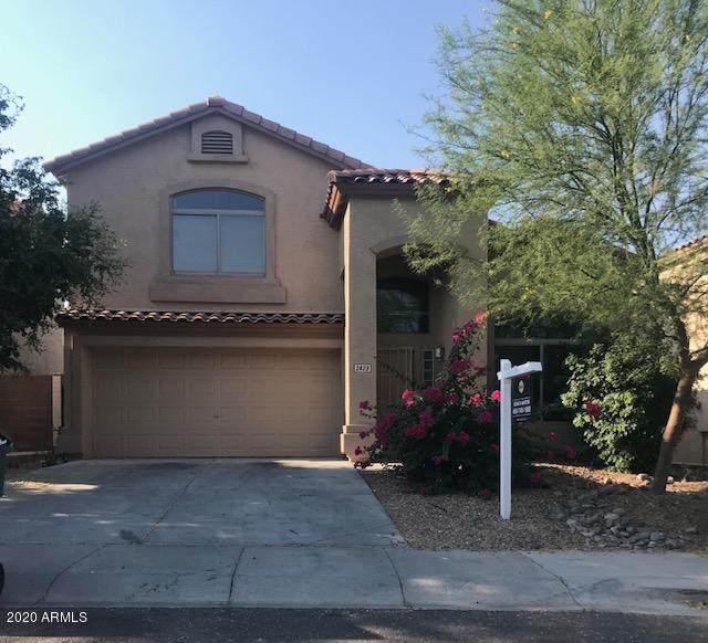 2423 W Via Dona Road, Phoenix, AZ 85085 (MLS #6094788) :: Scott Gaertner Group