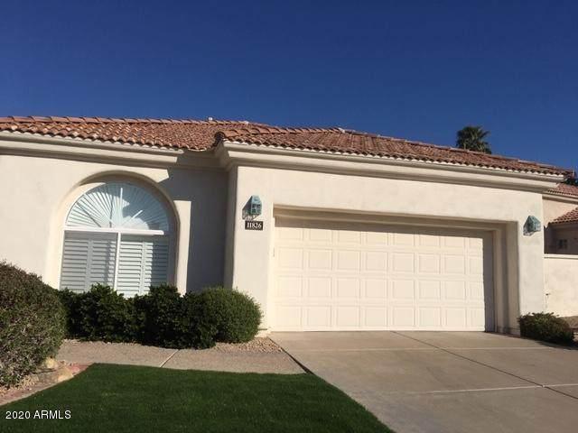 11826 E Del Timbre Drive, Scottsdale, AZ 85259 (MLS #6095043) :: Brett Tanner Home Selling Team