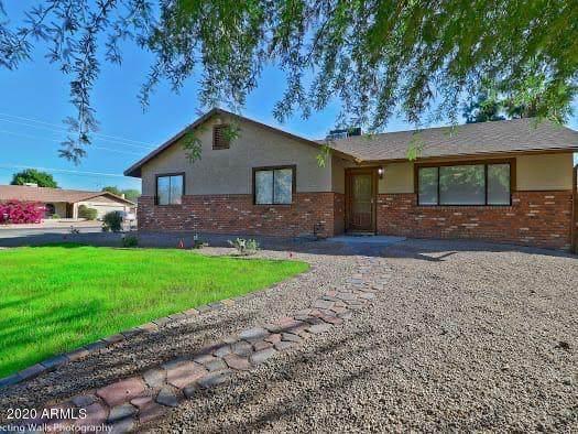 7345 N 28TH Drive, Phoenix, AZ 85051 (#6096679) :: Luxury Group - Realty Executives Arizona Properties