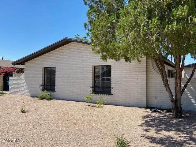 2340 W Shaw Butte Drive, Phoenix, AZ 85029 (MLS #6096857) :: Klaus Team Real Estate Solutions