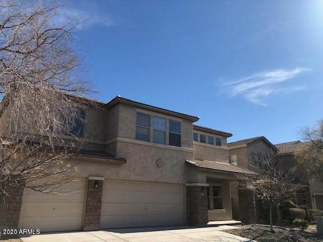 3445 N 301ST Drive, Buckeye, AZ 85396 (MLS #6097100) :: The Garcia Group
