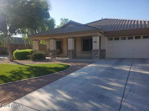 74 W Red Mesa Trail, San Tan Valley, AZ 85143 (MLS #6097120) :: Arizona 1 Real Estate Team