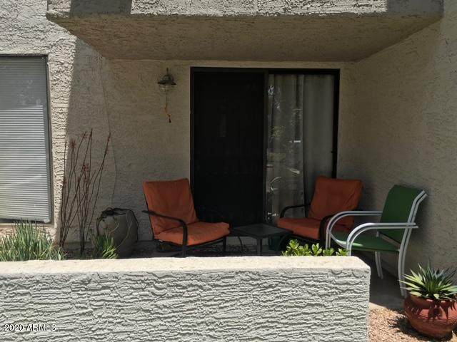 935 N Granite Reef Road #103, Scottsdale, AZ 85257 (MLS #6097234) :: Long Realty West Valley