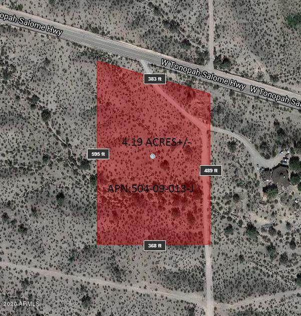 33089 W Tonopah Salome Highway, Tonopah, AZ 85354 (MLS #6097248) :: Arizona 1 Real Estate Team