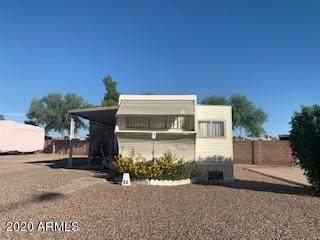 2512 E Main Street #22, Mesa, AZ 85213 (MLS #6097567) :: Brett Tanner Home Selling Team