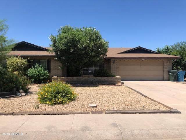 6260 E Evans Drive, Scottsdale, AZ 85254 (MLS #6097855) :: Brett Tanner Home Selling Team