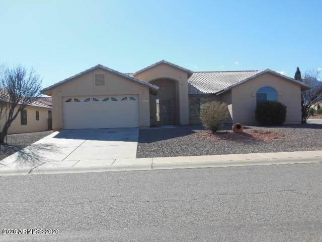 2812 Cabo Villano Drive, Sierra Vista, AZ 85650 (MLS #6097963) :: Klaus Team Real Estate Solutions