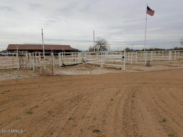 33412 W Narramore Road, Arlington, AZ 85322 (MLS #6098131) :: Brett Tanner Home Selling Team