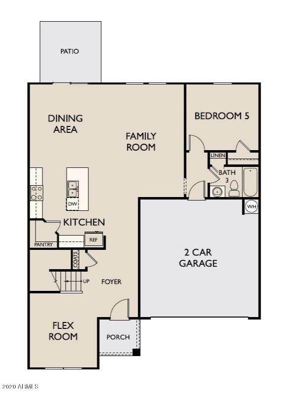 37026 W Mattino Lane, Maricopa, AZ 85138 (MLS #6098231) :: Yost Realty Group at RE/MAX Casa Grande