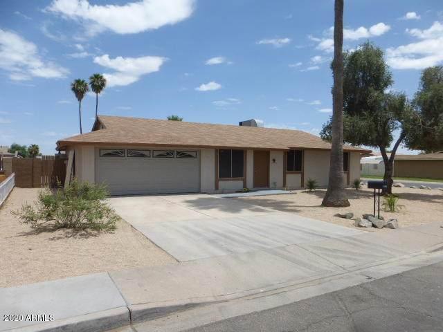 3601 N 73rd Avenue, Phoenix, AZ 85033 (MLS #6098386) :: Devor Real Estate Associates