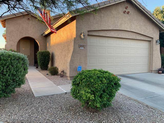 2132 W Gold Dust Avenue, Queen Creek, AZ 85142 (MLS #6098908) :: Nate Martinez Team