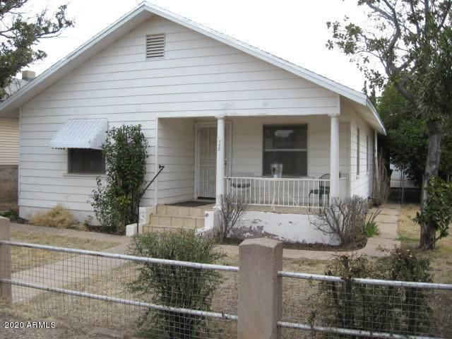 218 Douglas Street, Bisbee, AZ 85603 (MLS #6099280) :: Long Realty West Valley