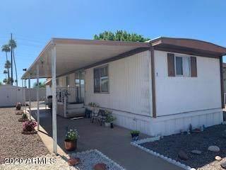 535 S Alma School Road #3, Mesa, AZ 85210 (MLS #6099325) :: Lux Home Group at  Keller Williams Realty Phoenix