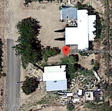23197 S Crestview Drive, Yarnell, AZ 85362 (MLS #6099392) :: The W Group