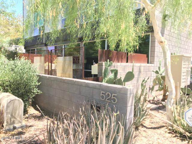 525 E Willetta Street #1, Phoenix, AZ 85004 (MLS #6099453) :: Brett Tanner Home Selling Team