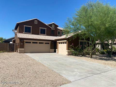 12634 W Avalon Drive, Avondale, AZ 85392 (MLS #6099505) :: My Home Group