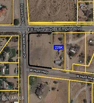 0 Empire, Queen Creek, AZ 85142 (MLS #6099730) :: The Property Partners at eXp Realty