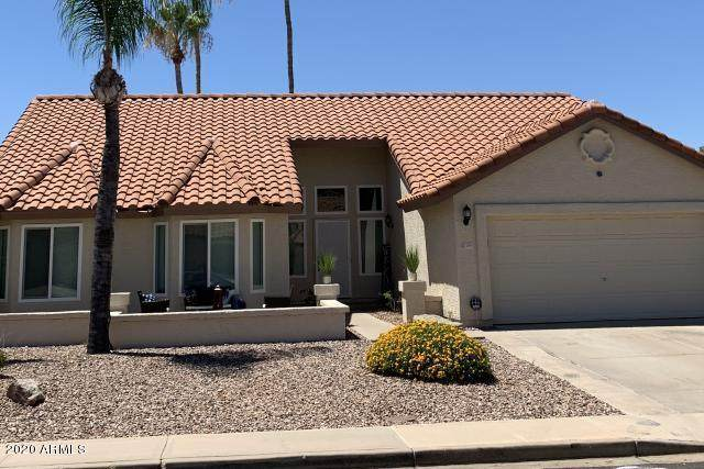 5759 E Fairfield Street, Mesa, AZ 85205 (MLS #6100077) :: The Garcia Group