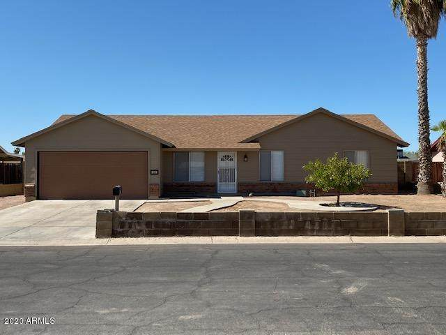 514 E Elaine Street, Casa Grande, AZ 85122 (MLS #6100166) :: The Laughton Team