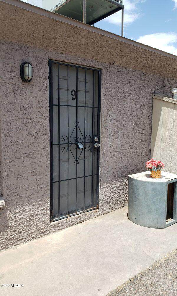 2230 E Polk Street #9, Phoenix, AZ 85006 (MLS #6100271) :: Arizona Home Group