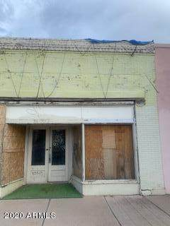 537 E 9TH Street, Douglas, AZ 85607 (MLS #6100364) :: Homehelper Consultants