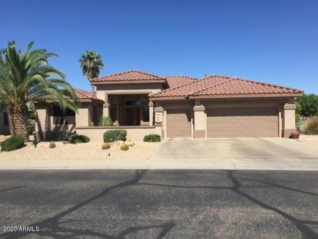 18252 N Petrified Forest Drive, Surprise, AZ 85374 (MLS #6100453) :: TIBBS Realty