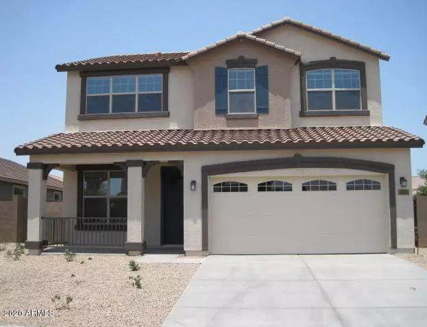 16928 W Mohave Street, Goodyear, AZ 85338 (MLS #6100554) :: The Laughton Team