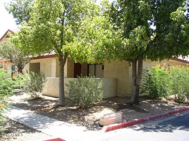 8625 E Belleview Place #1076, Scottsdale, AZ 85257 (MLS #6100624) :: Devor Real Estate Associates