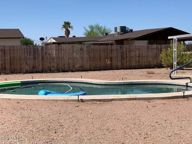 543 S Cornwall Drive, Apache Junction, AZ 85120 (MLS #6100778) :: My Home Group