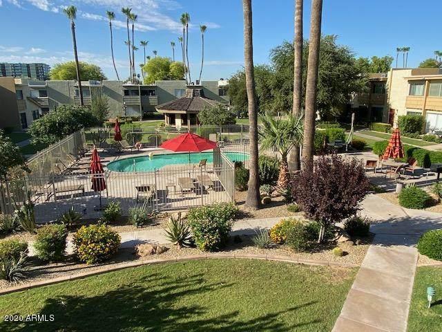 4620 N 68TH Street #124, Scottsdale, AZ 85251 (MLS #6100974) :: The W Group
