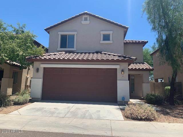 10225 W Camelback Road #18, Phoenix, AZ 85037 (MLS #6101397) :: The C4 Group