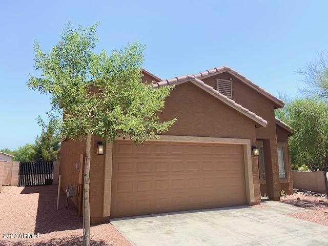 6602 W Riva Road, Phoenix, AZ 85043 (MLS #6101527) :: Kathem Martin