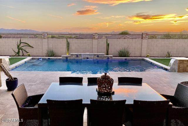 25716 N 103RD Avenue, Peoria, AZ 85383 (MLS #6102018) :: Openshaw Real Estate Group in partnership with The Jesse Herfel Real Estate Group