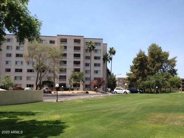 7870 E Camelback Road E #203, Scottsdale, AZ 85251 (MLS #6102089) :: Klaus Team Real Estate Solutions