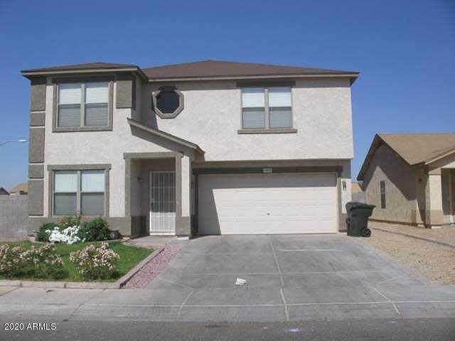 12402 N 117TH Avenue, El Mirage, AZ 85335 (MLS #6102321) :: Kepple Real Estate Group