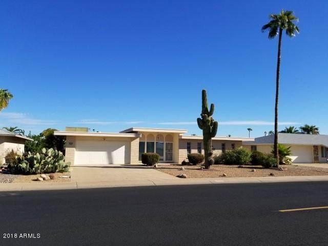 10010 W Burns Drive, Sun City, AZ 85351 (MLS #6102394) :: Lucido Agency